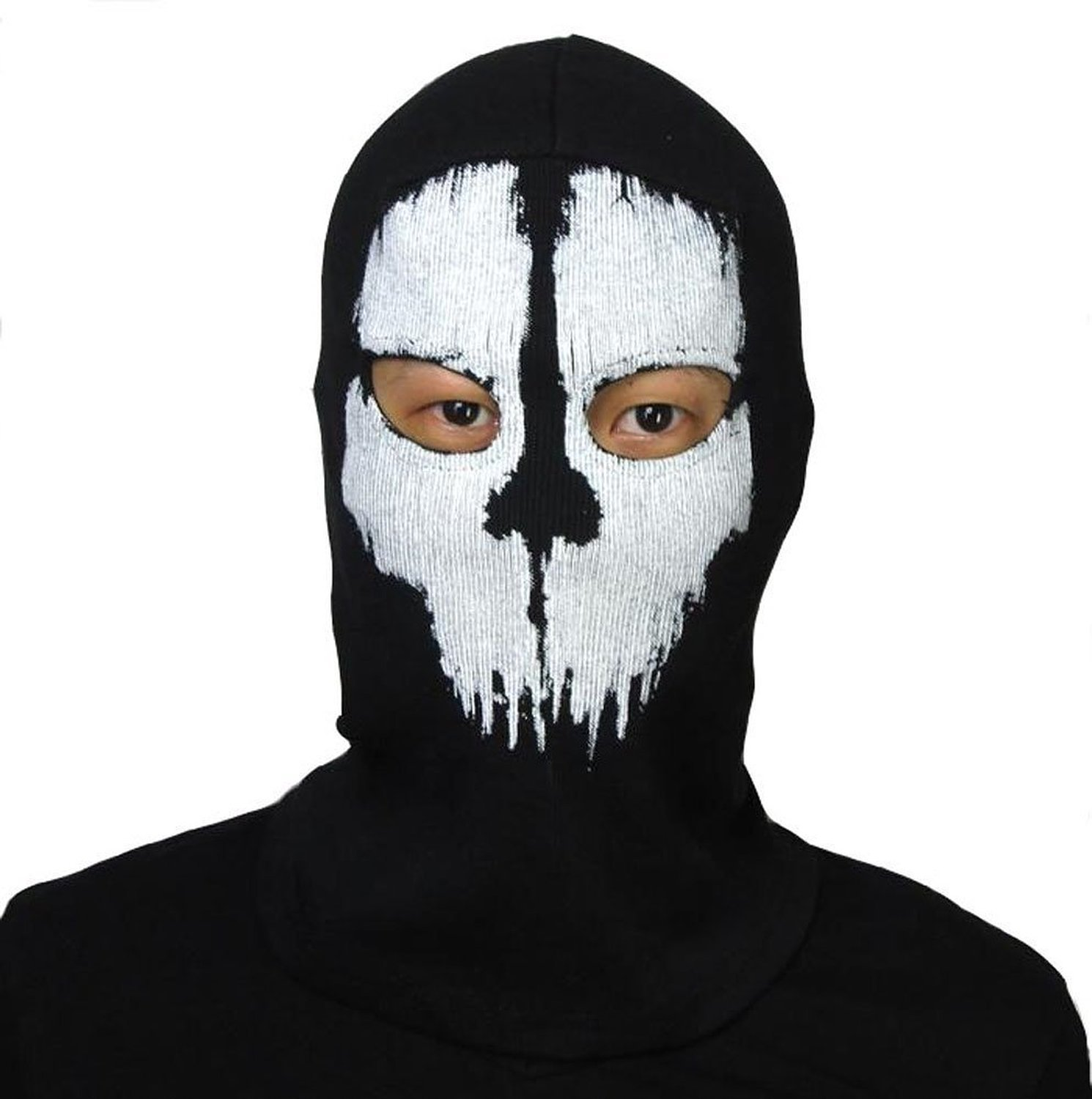 New Face Mask Skull Balaclava One Size Fits Most Aovei