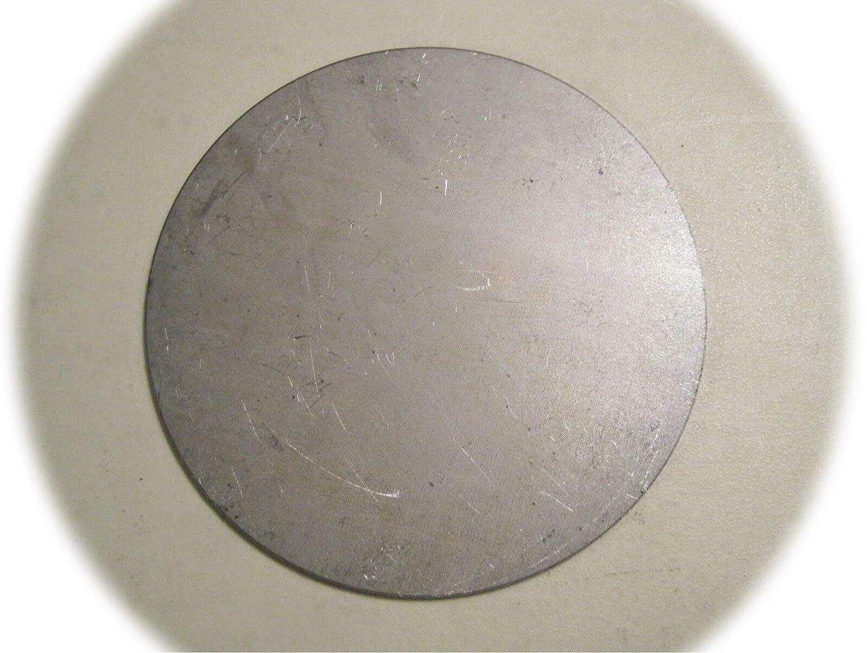 1 Steel Plate Round Circle Disc 8 Diameter A36 Steel