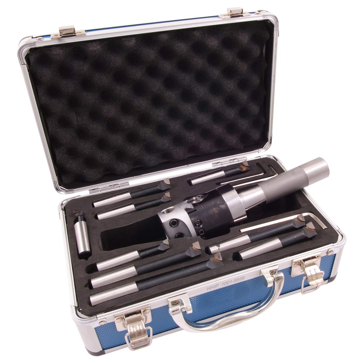 HHIP 1001-5935 R8 Head Boring Tool Set 2