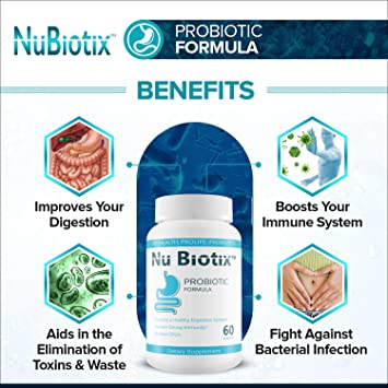 Amazon.com: nubiotix 45 ct Botella – Comprar 2 GET 1 FREE ...