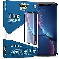 Buff iPhone XR 5D Glass Ekran Koruyucu