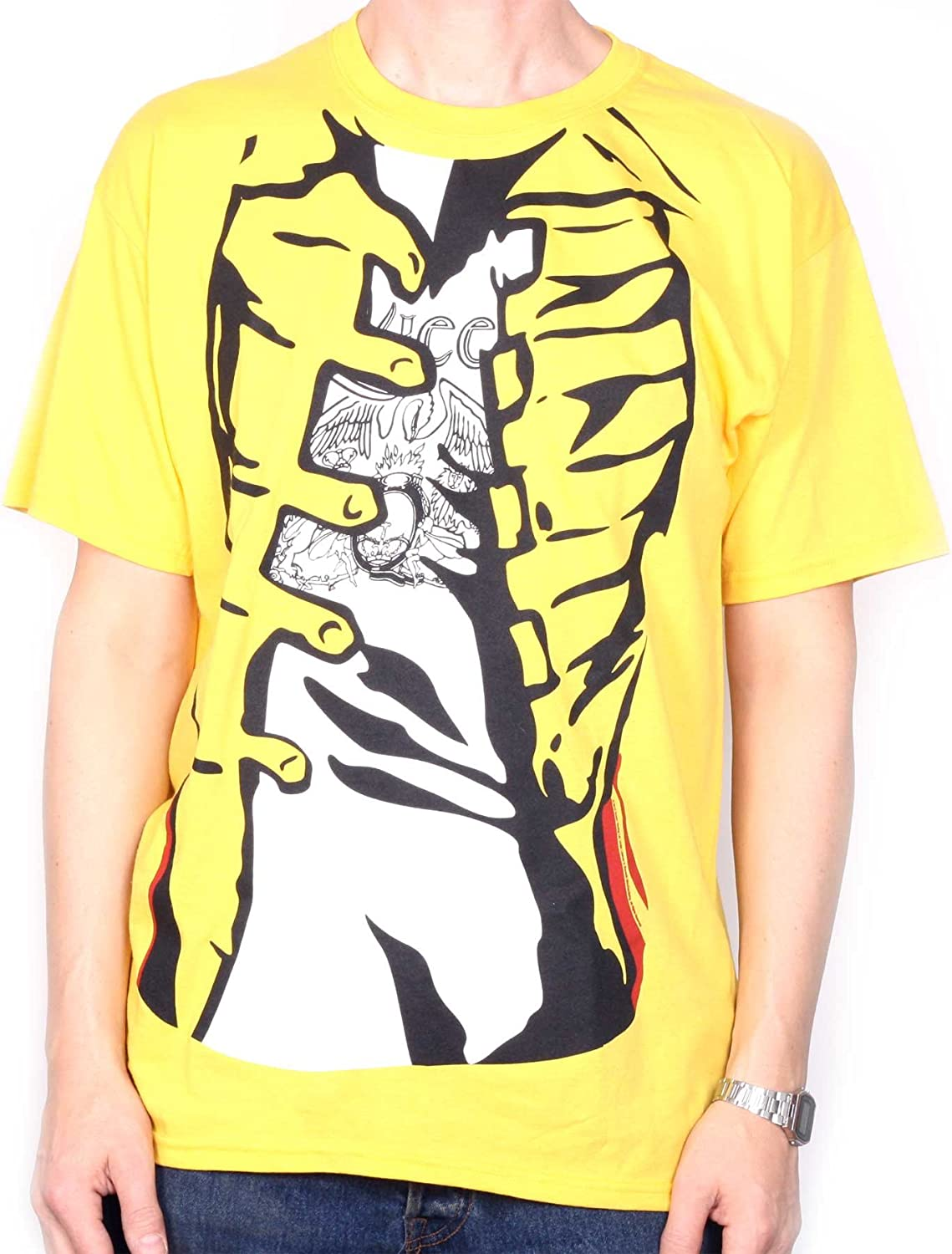 Queen Camiseta – Freddie Mercury Yellow Jacket Costume 100 ...