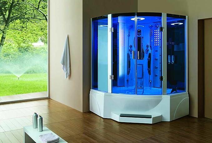 mesa 608p steam shower