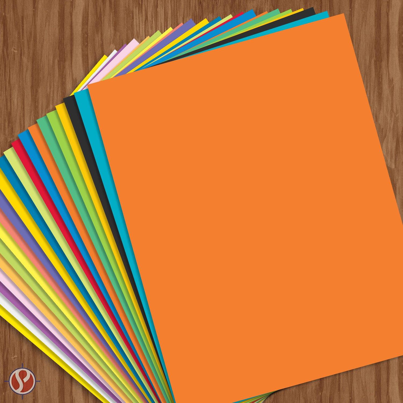 Superfine Printing Inc.. Inc.. Inc.. Leuchtende Farbe Karte Stock Papier, 65Lb 85 X 11 Zoll 50 Blatt B00RSIKBI8 | Toy Story  f9a3b9