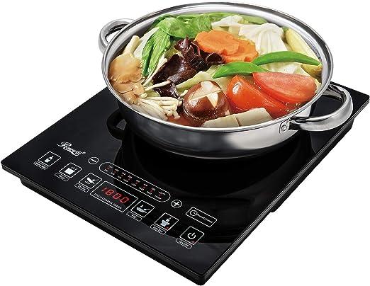 RS Pro unique plaque de cuisson 1500 W neuf et emballé.