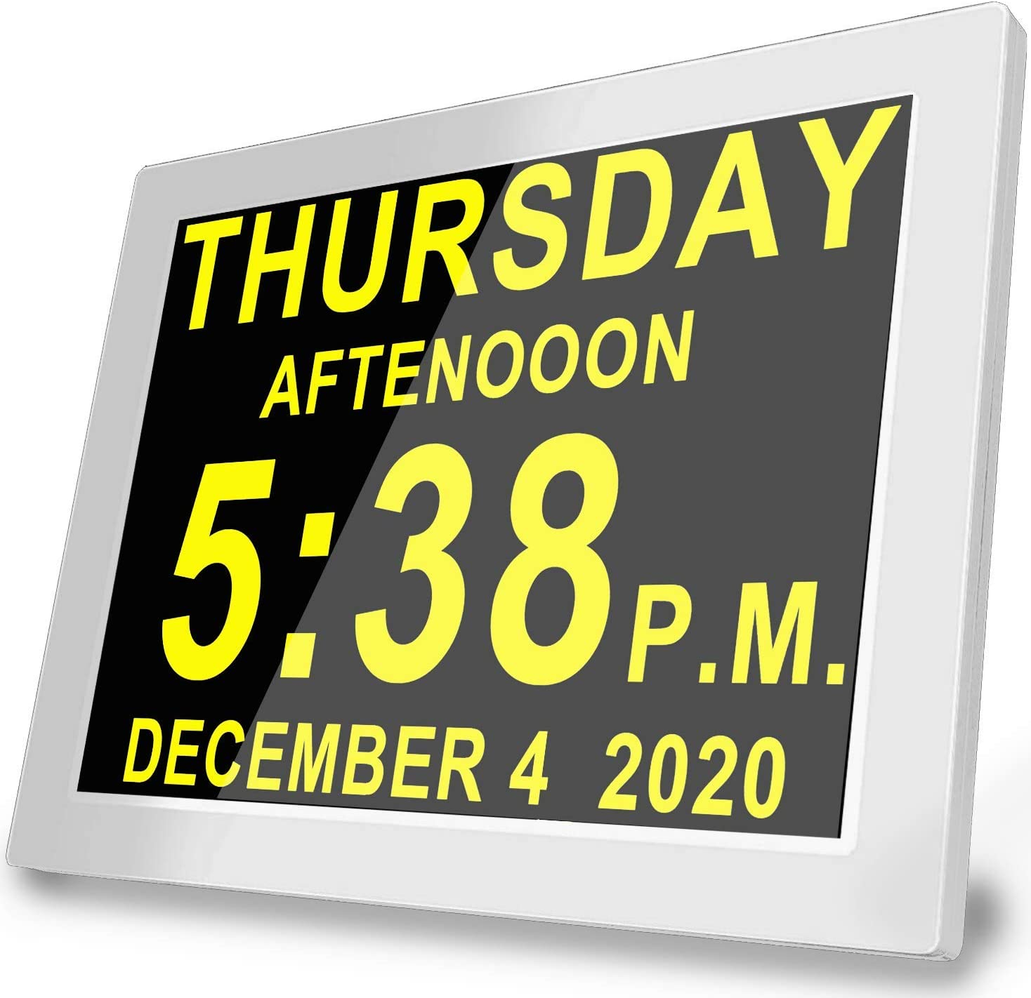 Digital Calendar Alarm Day Clock with 16 Activity