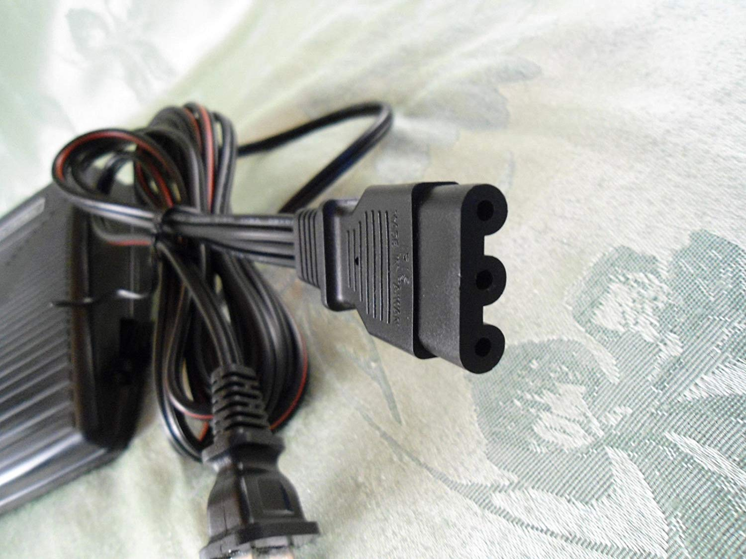 Complete Foot Pedal Cord 033770217 For Kenmore 385 Sewing Wiring Diagram Series Singer From Sears