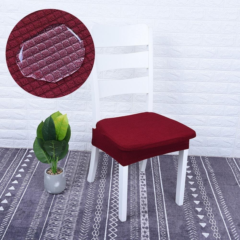 Chaises de Salle /à Manger pour Chaises de Bureau Chaises de Patio Chaise Housses de Si/ège Housse de Chaise de Salle /à Manger Extensible Chaises de Bar