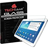 Techgear® – Samsung Galaxy Tab 3 25,7 cm (GT-P5200 Series) Glass Edition Genuine tempered glass Screen Protector Guard cover