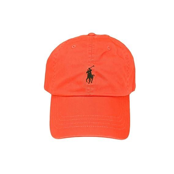 Ralph Lauren - Gorra de béisbol - para hombre naranja talla única ...