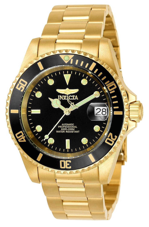 Invicta Herren-Armbanduhr Automatik Analog 8929OB