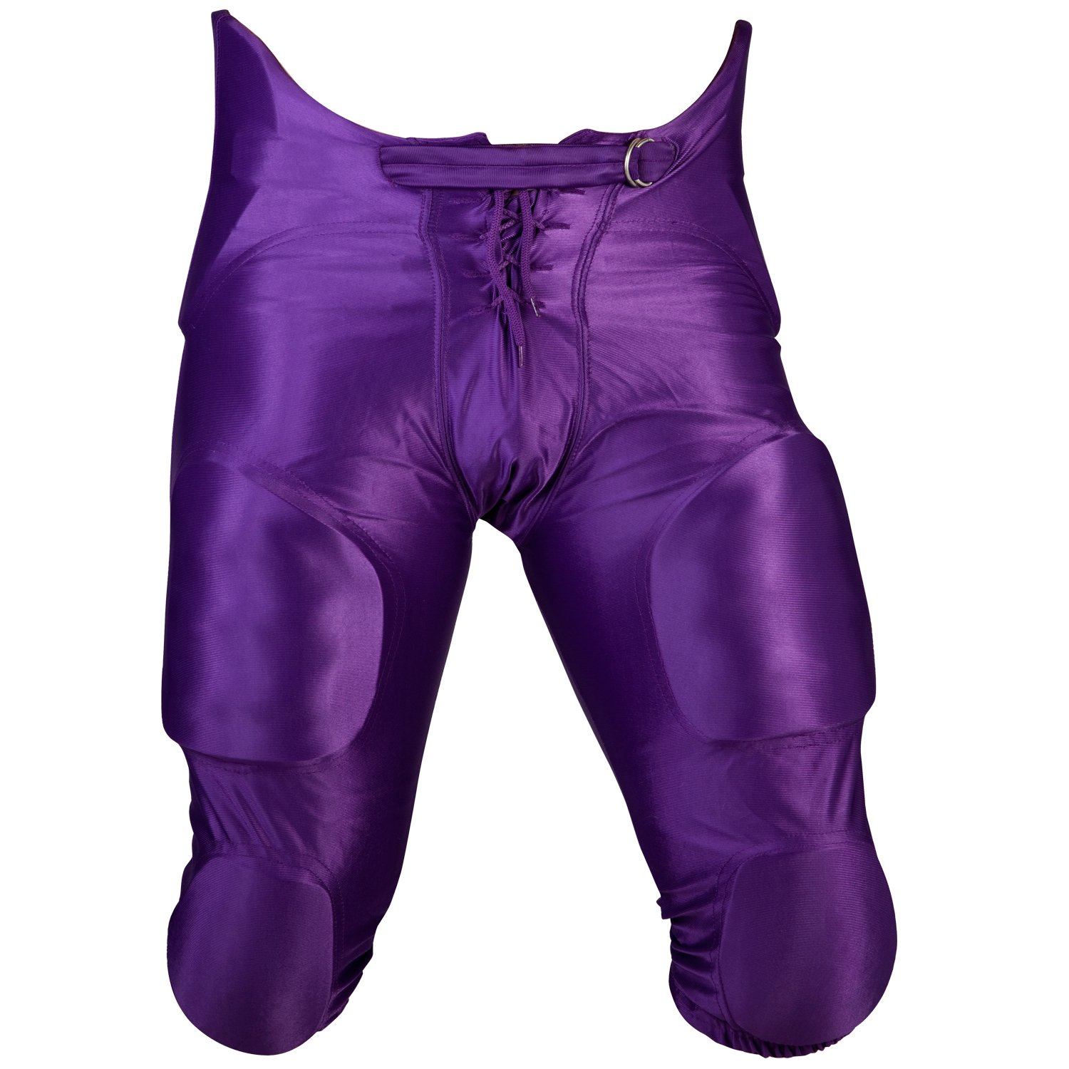 (X-Large, Purple) - Cramer Football Game Pants, 7 Pad, Adult and Youth Size, Assorted Colours B00LPAC1GA