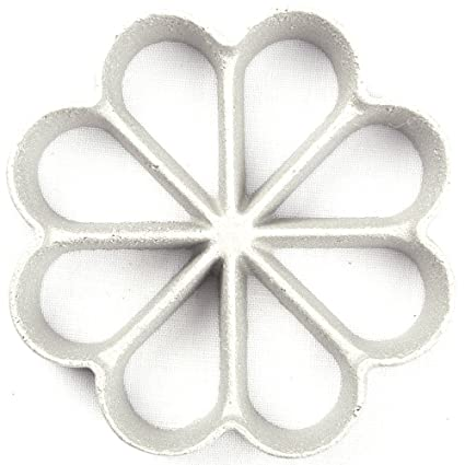 Honey-Can-Do 7129 Large Rosette Iron