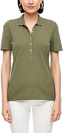 s.Oliver Shirt Camisa Polo para Mujer