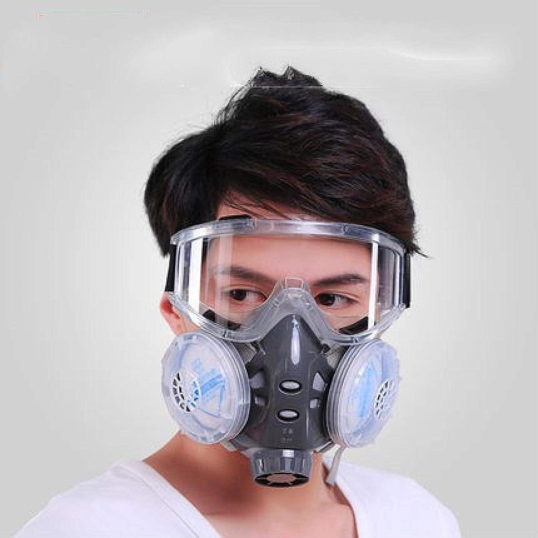 Pintura En Aerosol Antipolvo Mascarilla Facial Media Máscara De Gas Filtros A Prueba De Polvo De Gas Pintura De Coches Decoración Industria Química Pesticida Dustmask2