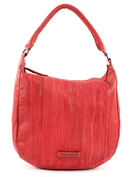 c09c0cc2f43e FredsBruder Symphony Hobo bag cherry  Amazon.co.uk  Shoes   Bags