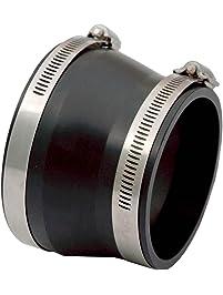 "Spectre Performance SPE-9741 Black 4"" x 3.5"" Intake Coupler"