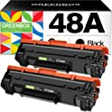 2-Pack Greenbox HP CF248A Toner Replacement Cartridge