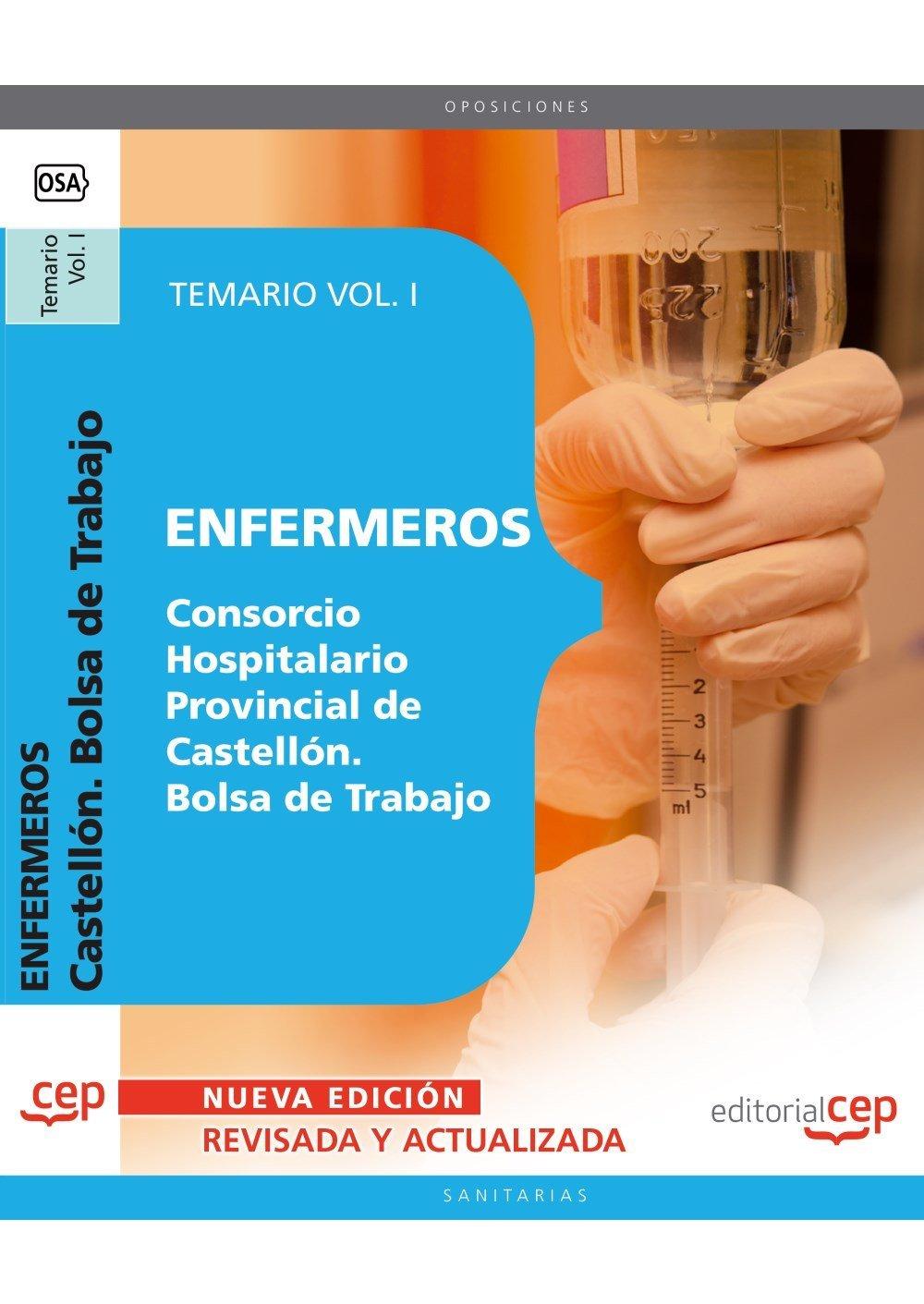 Enfermeros del Consorcio Hospitalario Provincial de ...
