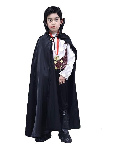 Amazon.com: Disfraz de Halloween Vampiro de Transilvania ...