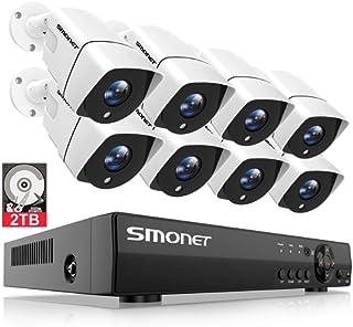 Smonet 8-Channel 5-In-1