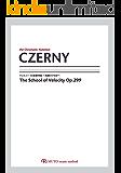 ツェルニー40番練習曲~熟練の手引き~,CZERNY Op.299 3線譜,クロマチックノーテーション