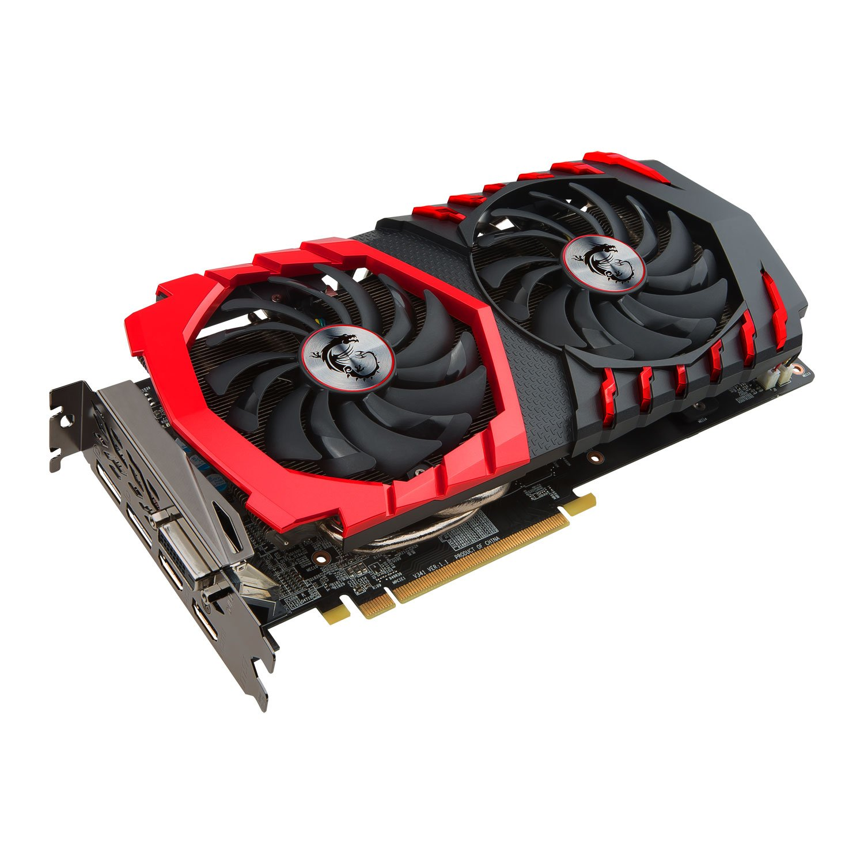 MSI Radeon RX 470 Gaming X 8G - Tarjeta gráfica (refrigeración Twin Frozr Vi, 8 GB Memoria GDDR5)