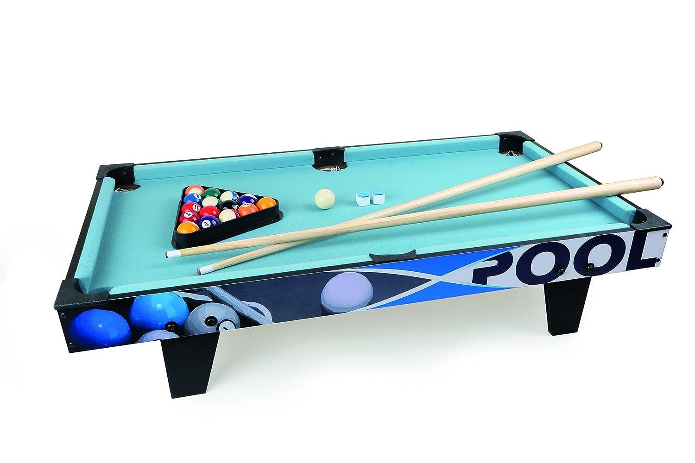 """Checklife 905621 Pool Billard """"Tabletop"""" Billardtisch Tischbillard"""