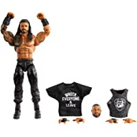 WWE Roman Reigns Elite Collection Action Figure, 6-in/15.24-cm Posable Collectible Gift for WWE Fans Ages 8 Years Old…