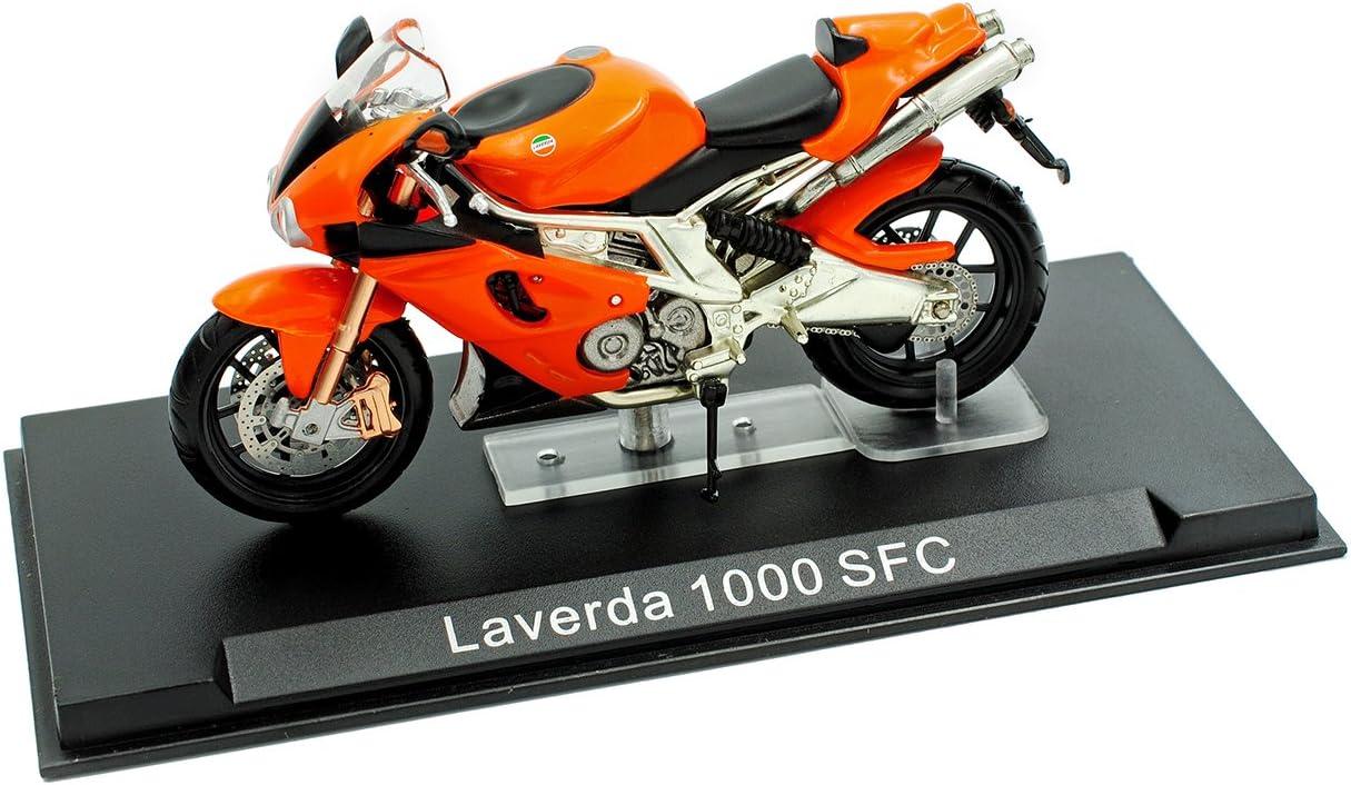 LAVERDA SFC 1000 2004 ORANGE 1//24 ALTAYA BY IXO MODELLMOTORRAD MODELL MOTORRAD SONDERANGEBOT