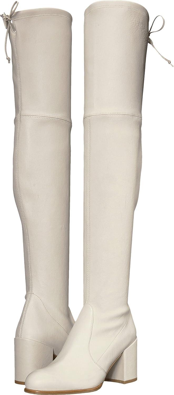 Stuart Weitzman Women's Tieland B06Y1CD9P8 Over The Knee Boot B06Y1CD9P8 Tieland 8 C/D US|Snow Plonge Stretch db7436