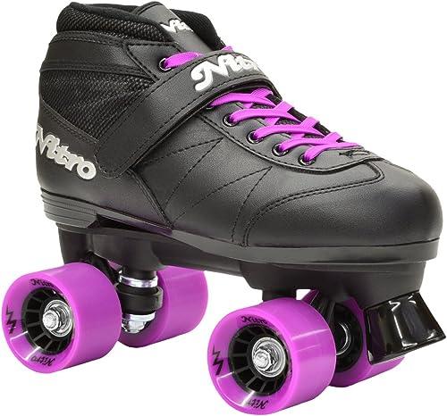 Epic Skates Super Nitro Quad Speed Skates
