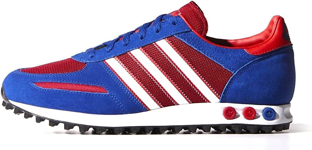 adidas uomo blu scarpe