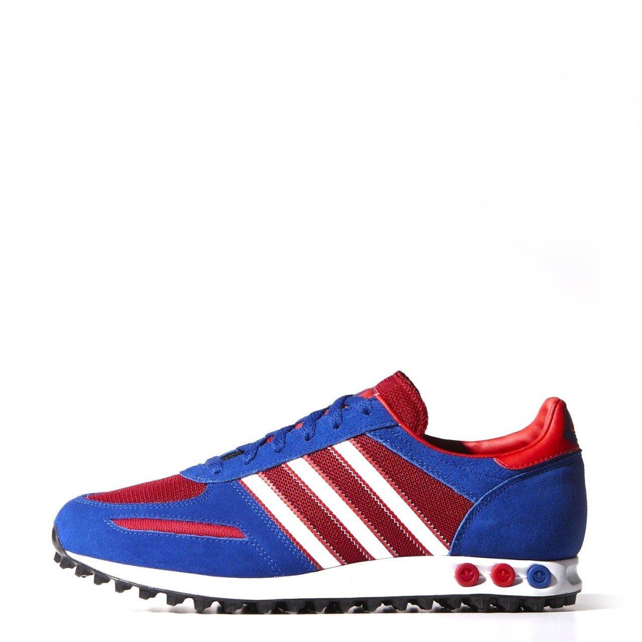 Amazon.it: Scarpe Adidas LA Trainer Rosse