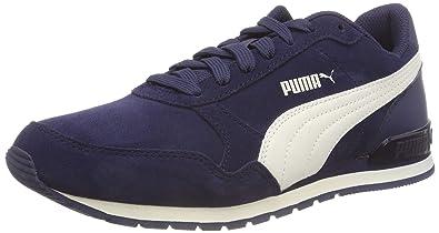 3002ed71017e49 Puma Unisex-Kinder St Runner V2 SD Jr Sneaker  Amazon.de  Schuhe ...