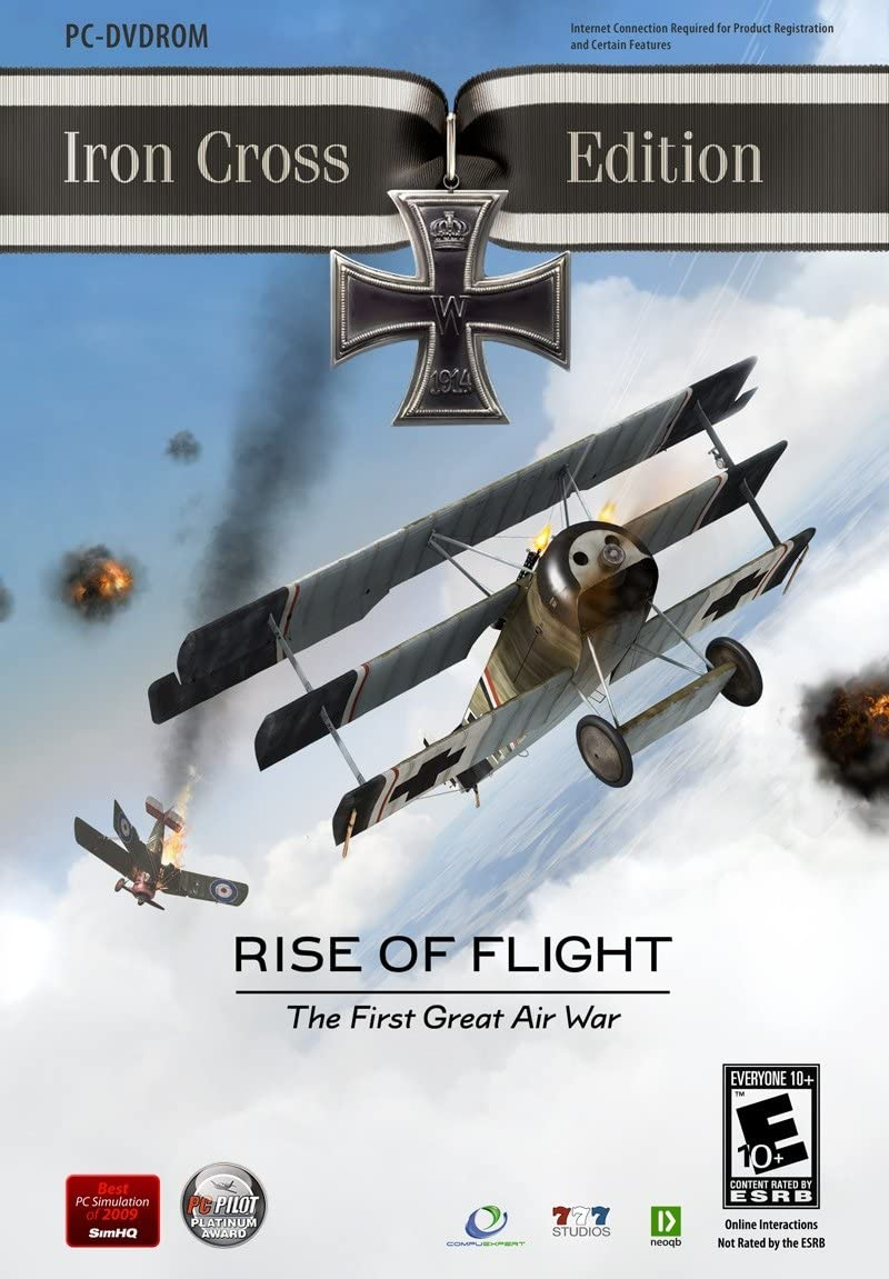 Amazon com: Rise of Flight: The First Great Air War - Iron