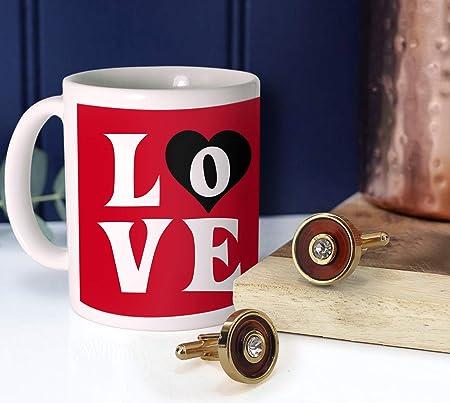 Juego de tazas de café con lazos atados para novio con ...