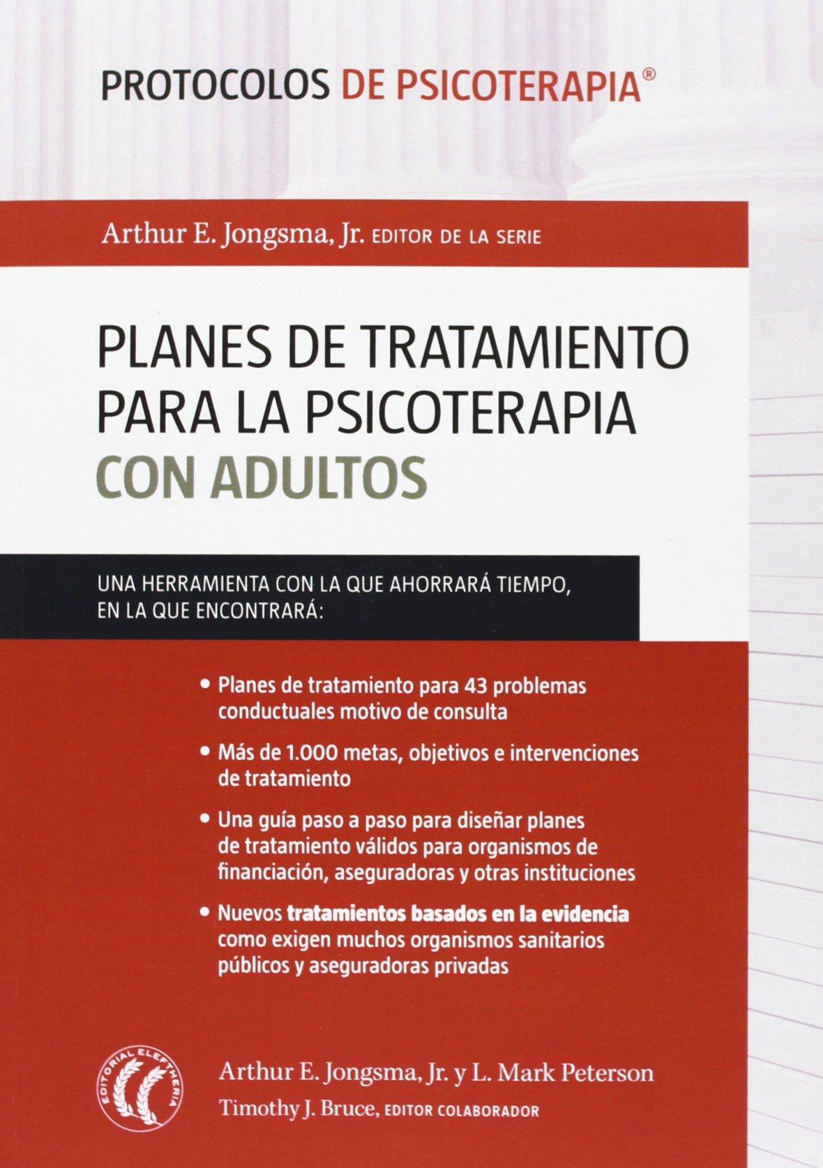 Planes tratamiento para psicoterapia adultos product image