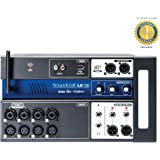 Soundcraft Ui12 12-input Remote-controlled Digital Mixer with Wi-Fi and 1 Year Free Extended Warranty