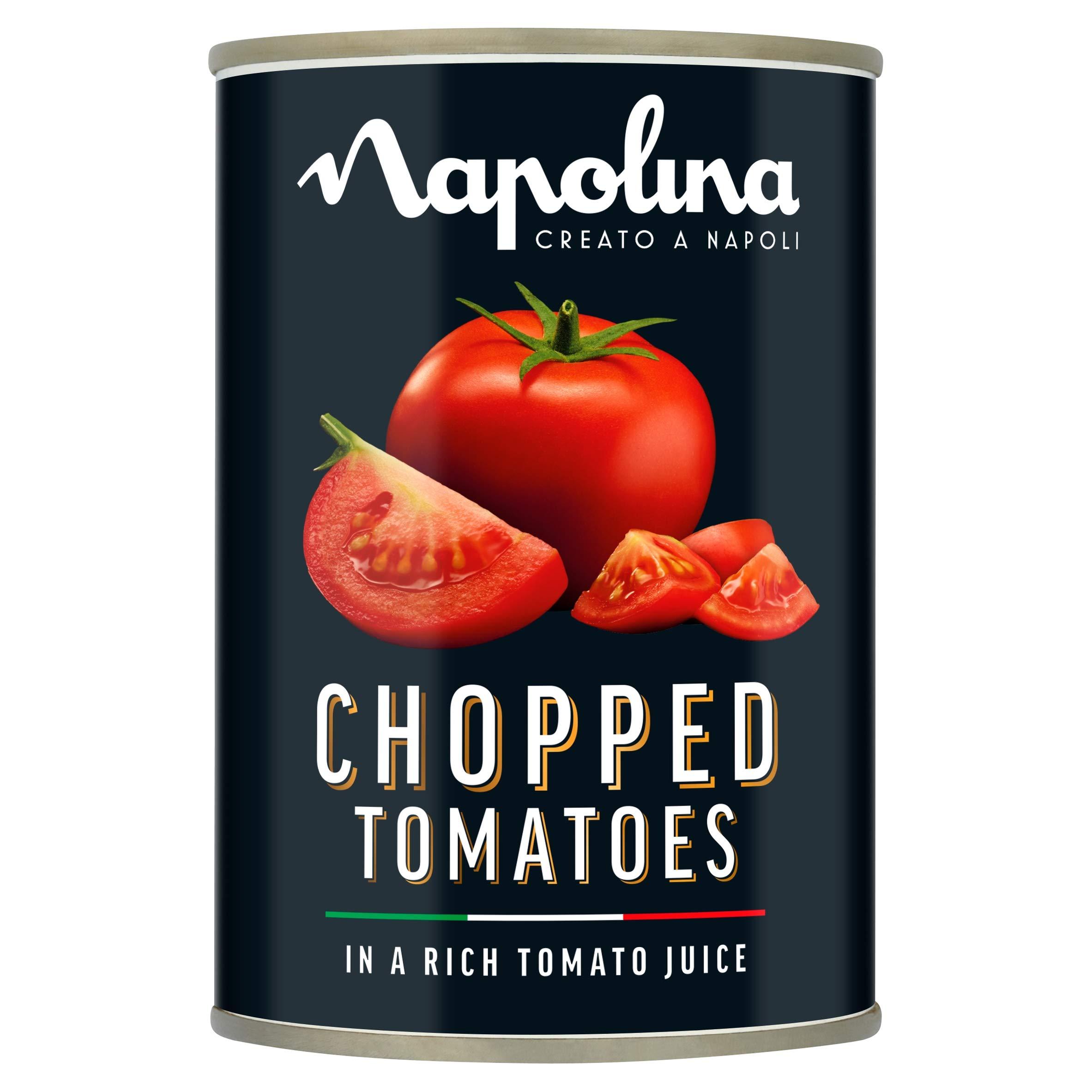 Napolina Chopped Tomatoes, 400g