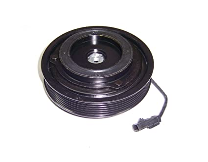702aaa17078 Image Unavailable. Image not available for. Color  AC Compressor COMPLETE  CLUTCH fits  Jeep Liberty ...