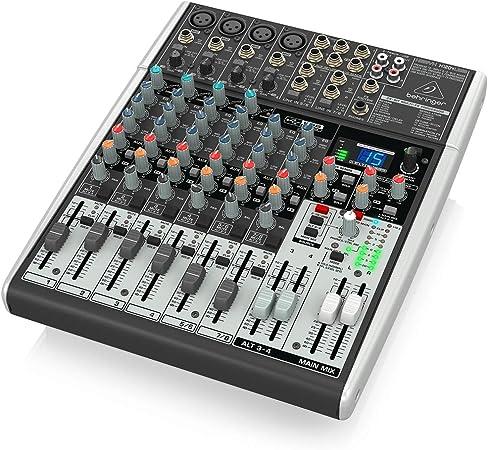 Behringer X1204USB - X1204 usb mezclador para directo x-1204 usb ...