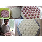Mold for Russian Ukraine Pelmeni Ravioli Meat Dumplings