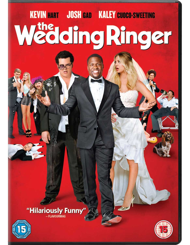 The Wedding Ringer Dvd Amazon Co Uk Kevin Hart Dvd