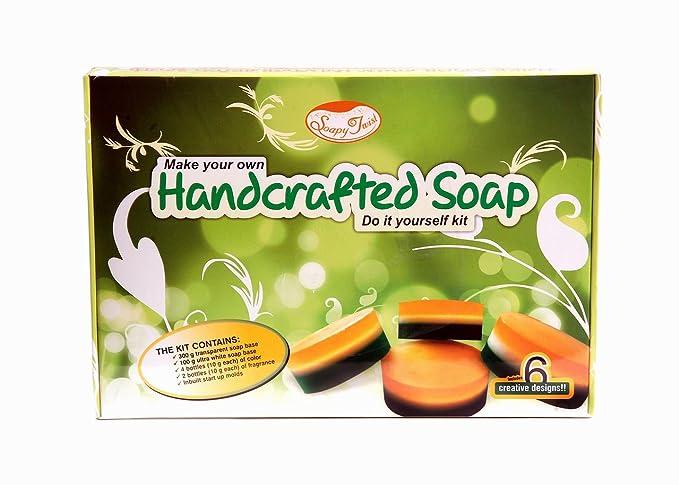 Soapy Twist Basic Soap Making Kit