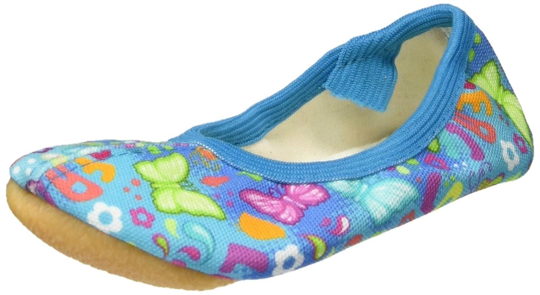 Beck Spring, Chaussures de Gymnastique Fille, Multicolore (Multicolor 50), EU 258