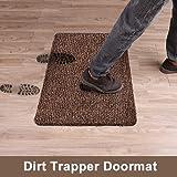 BEAU JARDIN Indoor Super Absorbs Mud Doormat