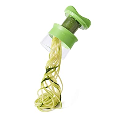 OXO Good Grips Handheld Spiralizer, Green, 1 Blade