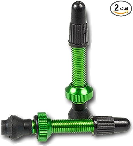 Tubeless válvula de 8 mm con 35 mm de largo de la válvula por 5