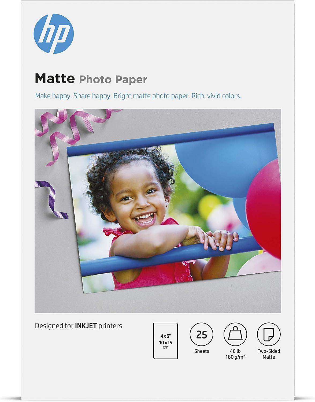HP Premium Matte Photo Paper 1